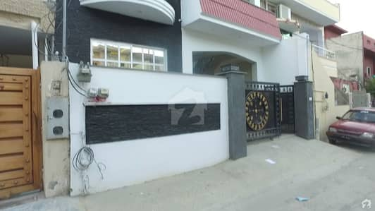Beautiful Brand 25x60 House Is Available For Sale