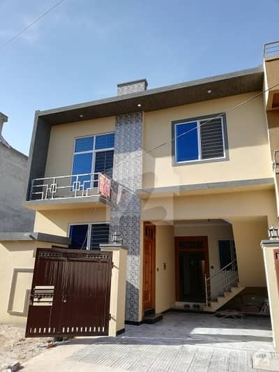 5 Marla Double Storey Double Unit House At Prime Location