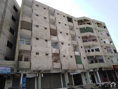 2nd Floor Apartment Is Available For Sale In Latifabad