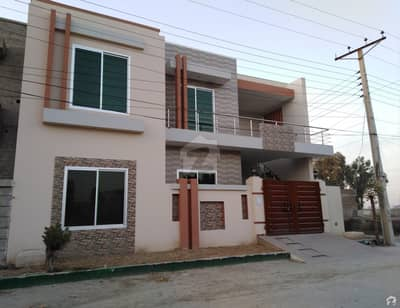 5 Marla Double Story House For Sale At Gulshan-e-madina