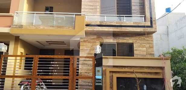 5 Marla Brand New Fantastic Hot Bungalow At The Back Of Main For Sale In Canal Gardens Block Aa Near Bahria Town Lahore
