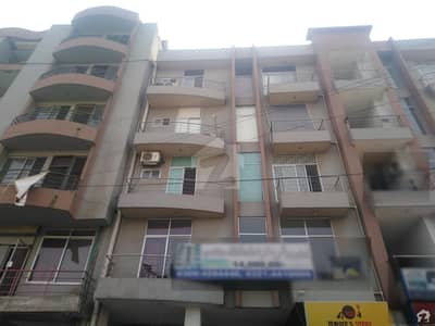 Full Furnished Flat Is Available For Sale In Johar Town Phase 2 - Block H3