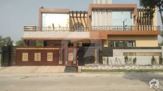 1 Kanal Brand New House With Basement For Sale In K Block Of Model Town
