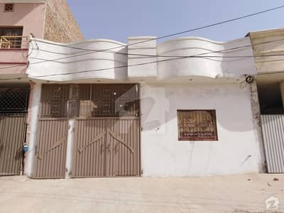 A Beautifully Built Single Storey House For Sale