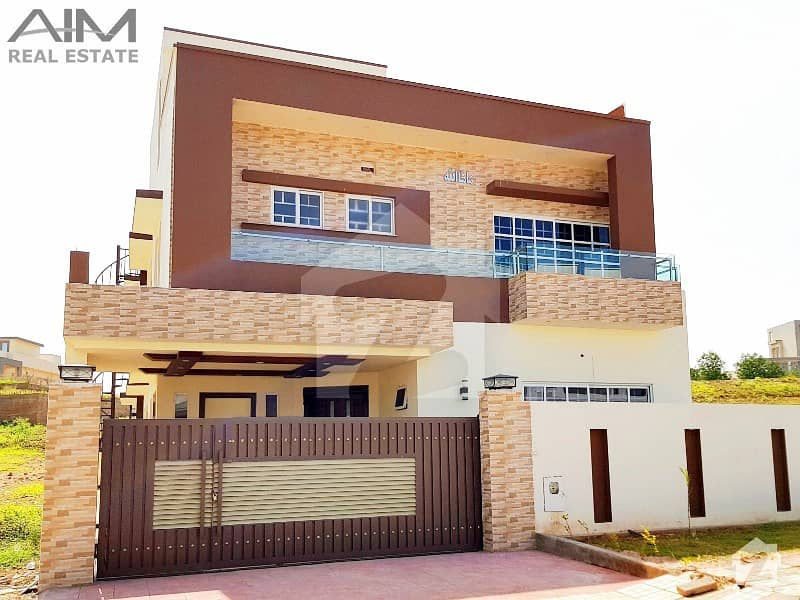 Amazing 10 Marla High Quality House Bahria Town Islamabad Islamabad Capital