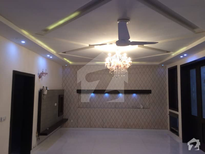 14 Marla Brand New Luxurious Lower Portion For Rent In Bahria Town Lahore
