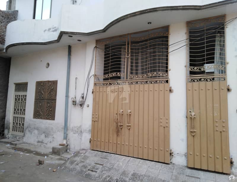 5 Marla House For Rent At Madni Town