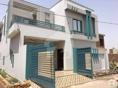 4 Marla Corner Double Storey New House For Sale