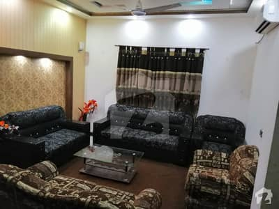 5 Marla Beautiful Furnished House For Rent In Bahria Town Lahore