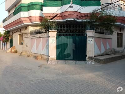 Portion of Beautiful Corner House Is Available In Fateh Town Okara