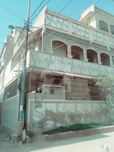 G1st House Is Available For Sale in North Karachi Sector 5M