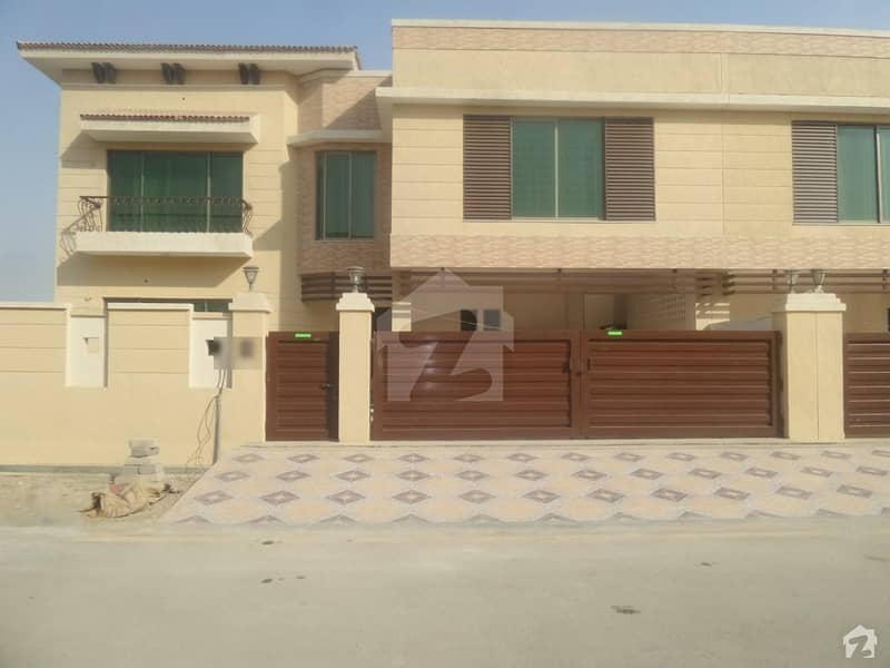 East Open Corner Brigadier House For Sale In Askari 5 Sector H