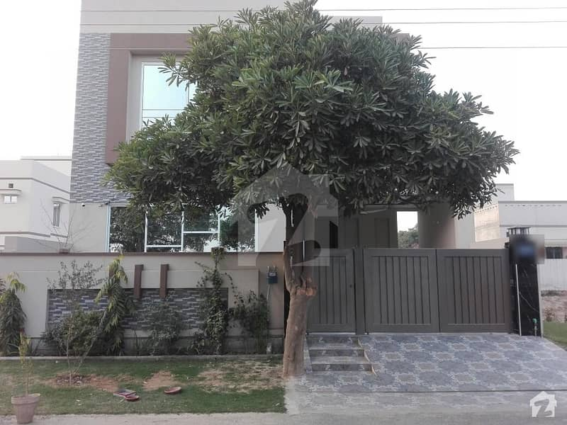 Brand New House Is Available On Good Location