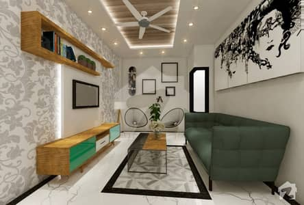Fully Furnished Luxury Flat Is Available Fro Sale In C Sector Of Bahria Town