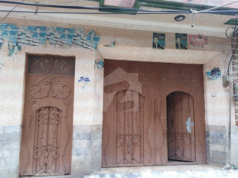 A Beautifully Built House For Sale At Yousaf Abad