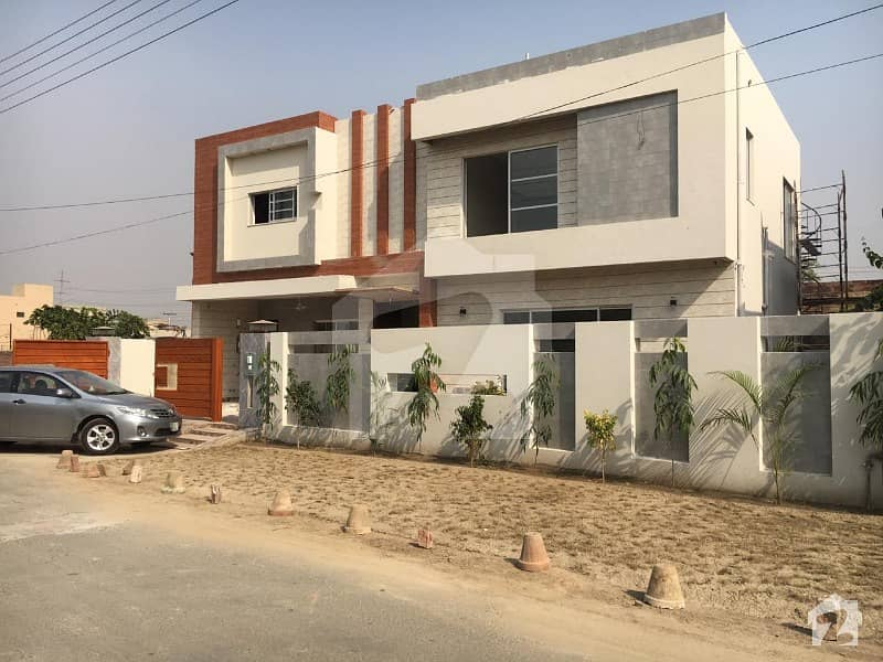State Life - 15 Marla Brand New Double Unit Bungalow Ideal Location Reasonable Price