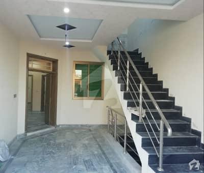5 Marla Double Storey House In Shadman Colony