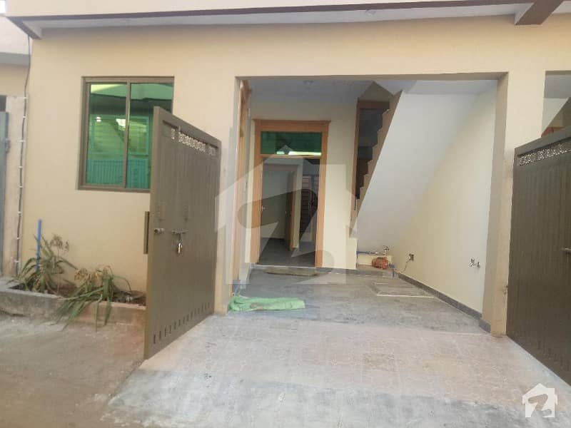 25 Marla SINGLE STORY BRAND NEW House is available for sale