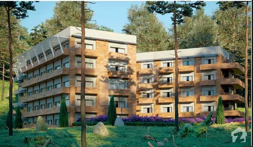 1 Bed Apartment For Sale On Installments At Margalla Hills Islamabad