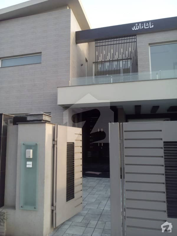 Sm Estate Offer 1 Kanal Brand New Full House For Rent