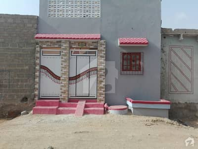 Ground Plus One House Is Available For Sale In Abbasi Goth