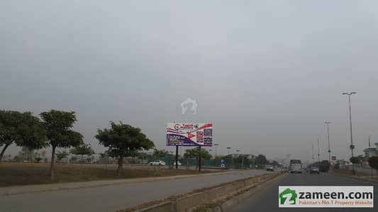 Exclusive Location Corner 1 Kanal Plot In Sector  A