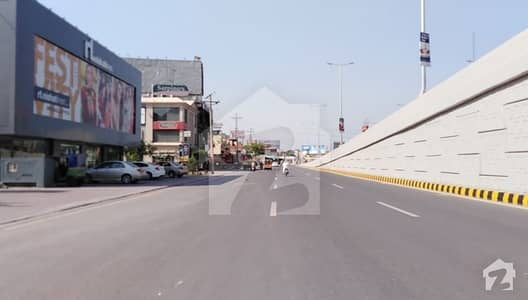 1 Kanal Plot For Sale Main Boulevard Very Hot Location Near Lda Office And Shadiwal Chowk
