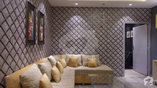 Furnished Flat For Sale In Johar Town Lahore