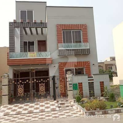 5 Marla Brand New House Is Available For Sale In AA Block Of Bahria Town