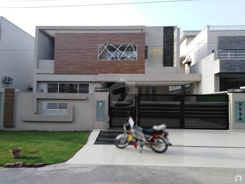 A Beautifully Built Brand New Double Storey House For Sale
