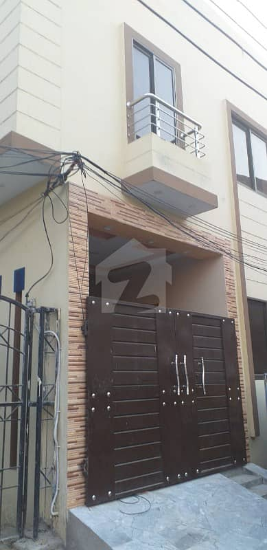 2 marla brand new house for sale in good location