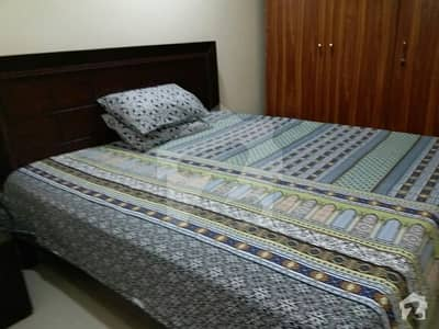 Furnished Two Bed Room Apartment For Rent In Bahria Town