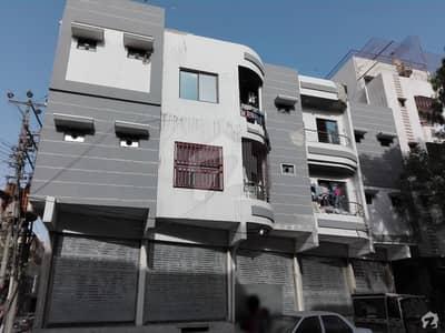 Beautiful Design 1st Floor Apartment For Sale In Nazimabad Block F3