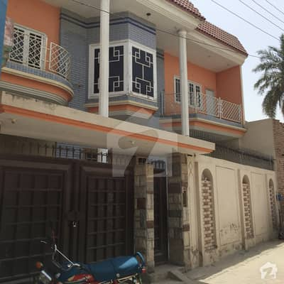 7 Marla House Available At Prime Location Airport Road Bismillah Colony