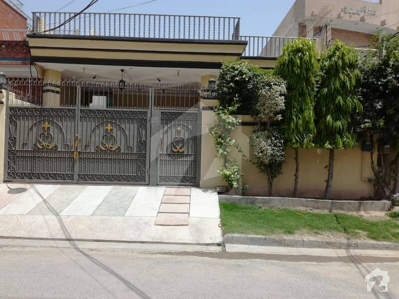 There Is 12 Marla Single Storey At Very Prime Location Available For Sale Back Of Main Road  Near To Allah Ho Goul Chakar