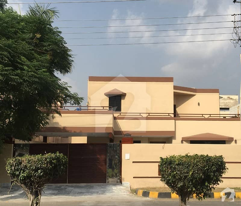 One Kanal House For Rent In Paf Falcon Complex Gulberg iii Lahore