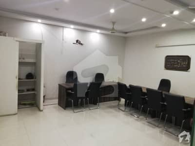 HOT LOCATION 4 MARLA 1ST FLOOR WITH 2 EXECUTIVE ROOMS FOR RENT IN DHA PHASE 1 BLOCK K