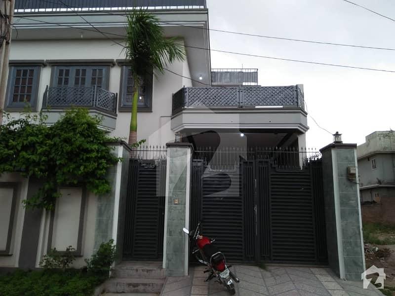 10 Marla House For Sale In Hayatabad Phase II