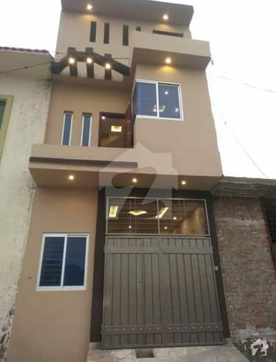 2. 5 Marla Brand New Triple Storey House For Sale