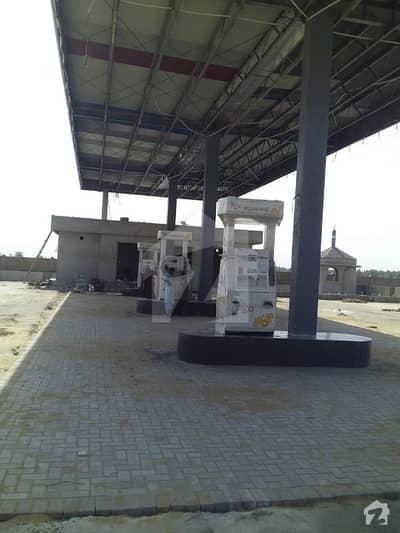 Petrol Pump For Sale On Airport Road Larkana