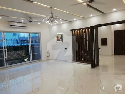 1 Kanal New Stylish Out Class Modern House For Rent In DHA Phase 5 Near Park