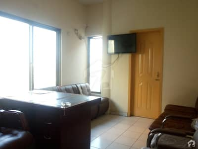 Flat Is Available At Good Location