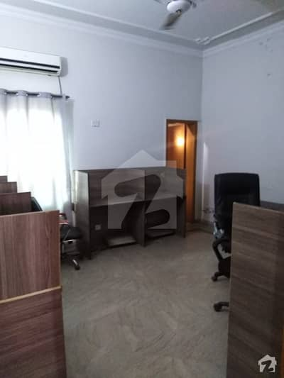 FOR OFFICE FAMILY 5, OUTSTANDING HOUSE IN JOHAR TOWN NEAR EMPORIUM MALL