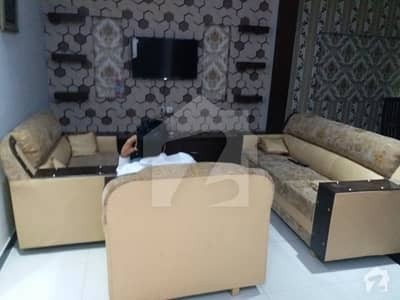 5 Marla Full Furnished House With Gas At Bahria Town Lahore