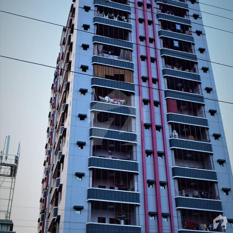 عائشہ منزل کراچی میں 3 کمروں کا 5 مرلہ فلیٹ 87 لاکھ میں برائے فروخت۔