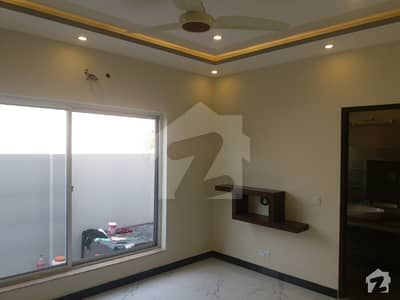 10 Marla  Brand New House With Excellent Accommodation In State Life Housing Society Phase 1 Lhr