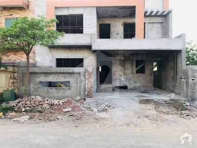 House With Basement Is Available For Sale On Bhalwal Road
