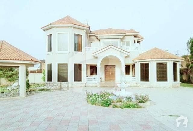 Bahria Farm House Bahria Town Karachi For Sale