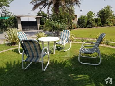 8 Kanal And 2 Marla Fully Luxurious Furnished Farmhouse For Sale Bedian Road