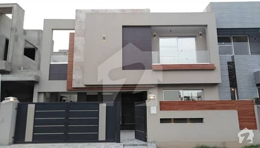 10 Marla Brand New House For Sale In G Block Of State Life Phase 1